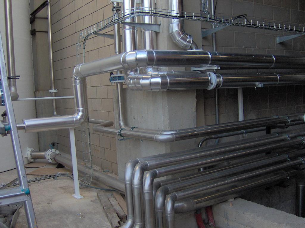 Dobletall calderer a industrial e instalaciones de tuber a - Tuberia para instalacion electrica ...